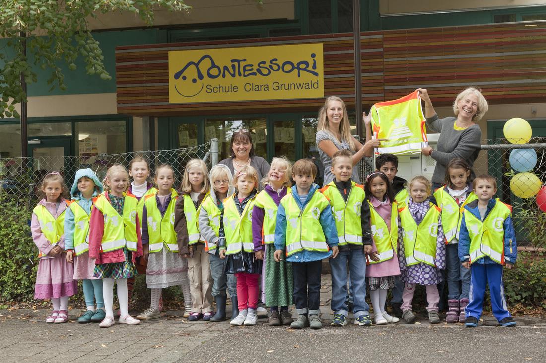 Unsere Schule Wächst Beständig Weiter – Montessori Schule in Erfahrungsberichte Montessori Schule