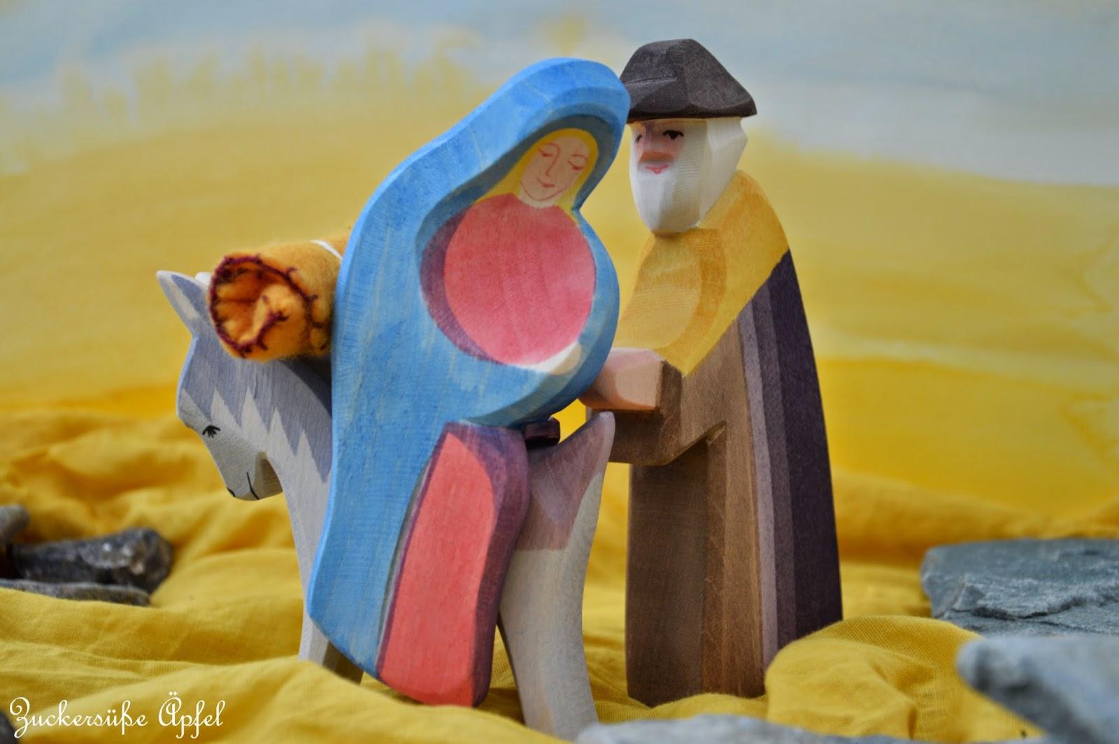 Unsere Weihnachtsgeschichte Mit Einer Wundervollen Ostheimer für Weihnachtsgeschichte Für Kindergartenkinder Zum Nachspielen