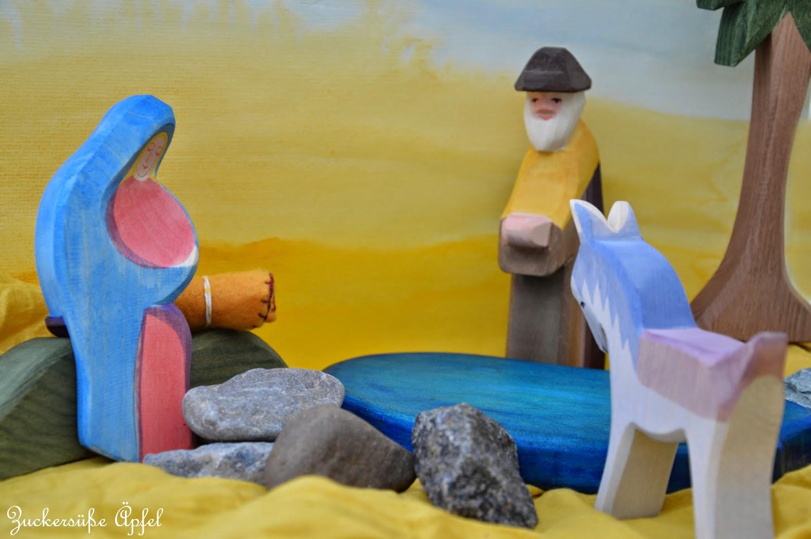 Unsere Weihnachtsgeschichte Mit Einer Wundervollen Ostheimer mit Weihnachtsgeschichte Für Kindergartenkinder Zum Nachspielen