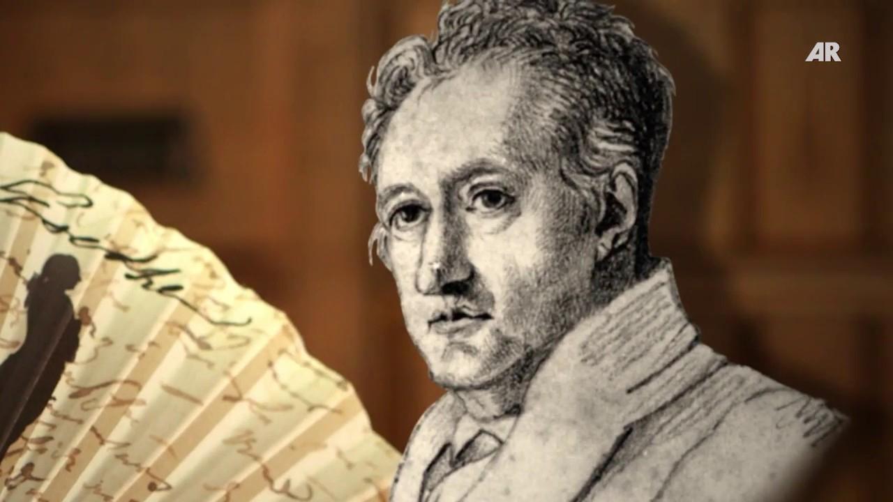 Unterrichtsmaterial: Johann Wolfgang Goethe - Biographie - Schulfilm -  Unterrichtsfilme in Johann Wolfgang Von Goethe Biografie