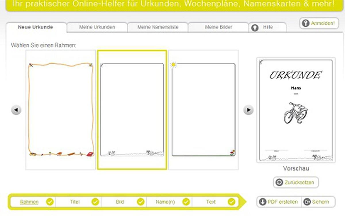 Urkunden Online Erstellen - Chip verwandt mit Urkunden Selber Erstellen Und Ausdrucken Kostenlos