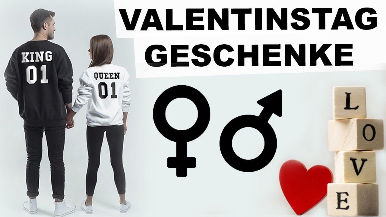 Valentinstag Geschenke Für Männer & Frauen ● Valentinstag Geschenk Freund &  Freundin für Valentinstag Geschenke Für Frauen