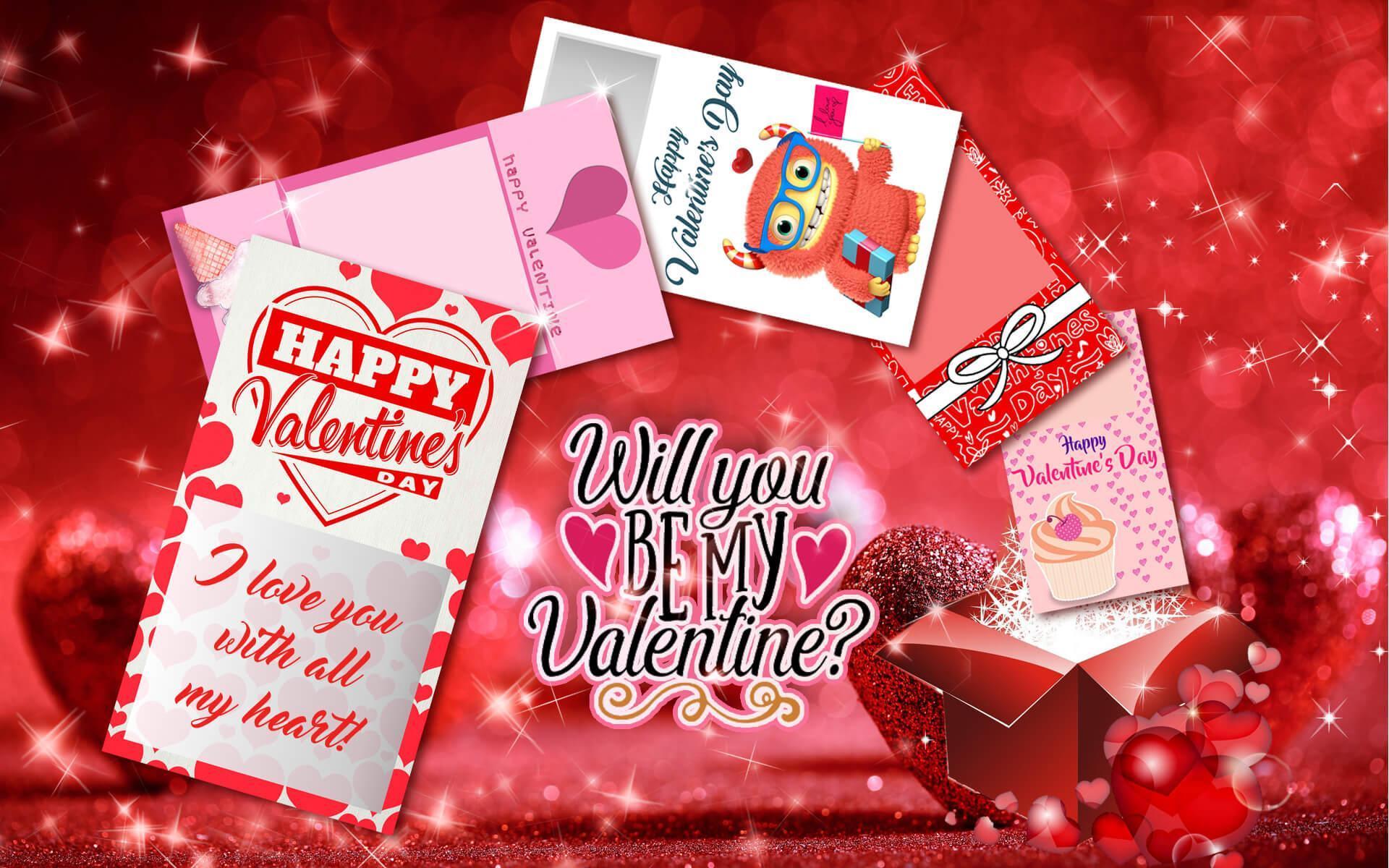 Valentinstag Grußkarten ❤️ Liebeskarten Kostenlos Für mit Grusskarten Online Kostenlos