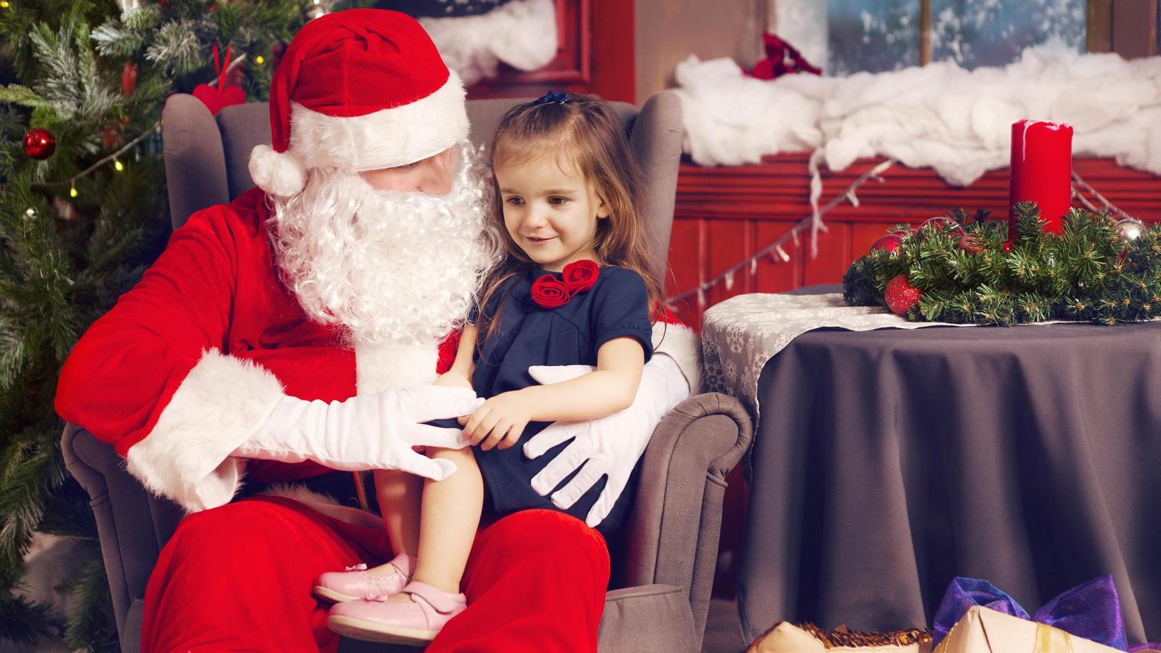 Verhaltensvorschriften Für Weihnachtsmänner: Regeln Für innen Weihnachtsmann Kinder