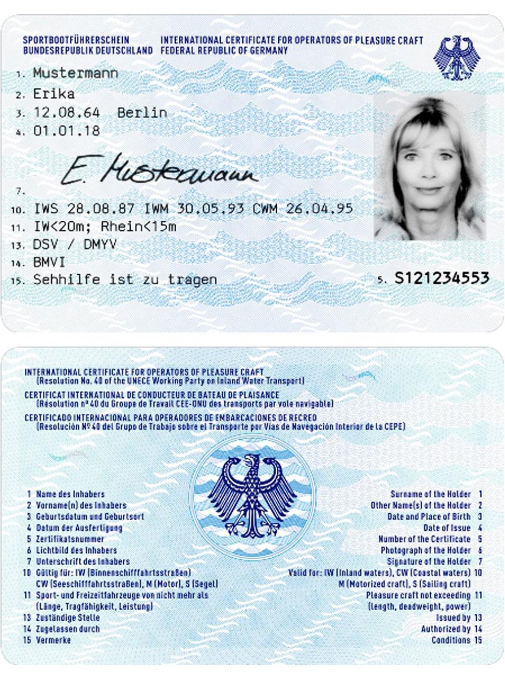 Vip-Kurs Sbf-See bestimmt für Motorbootführerschein Berlin Kosten