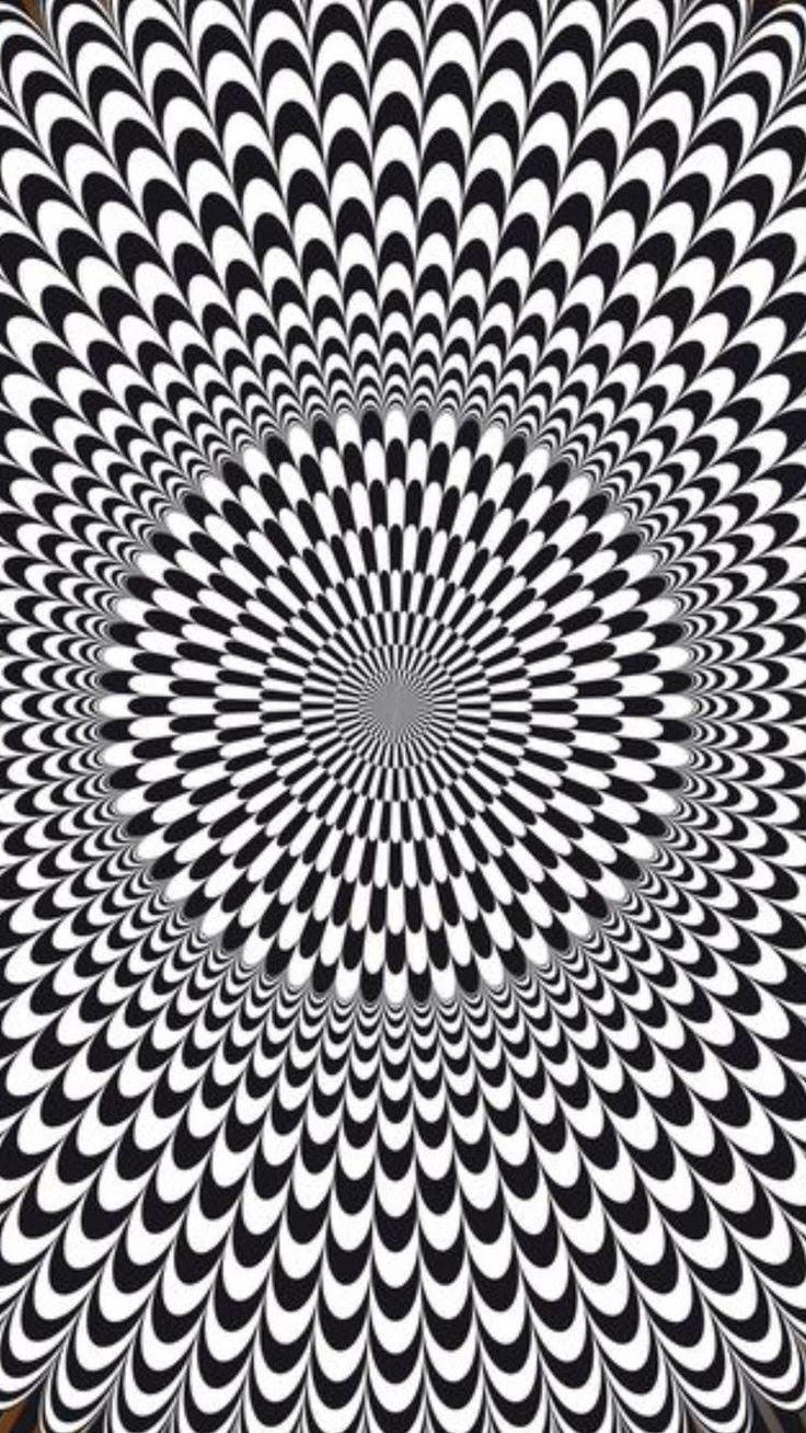 Visual Meditation (Mit Bildern) | Illusion Kunst, Coole verwandt mit Optische Täuschung Bild