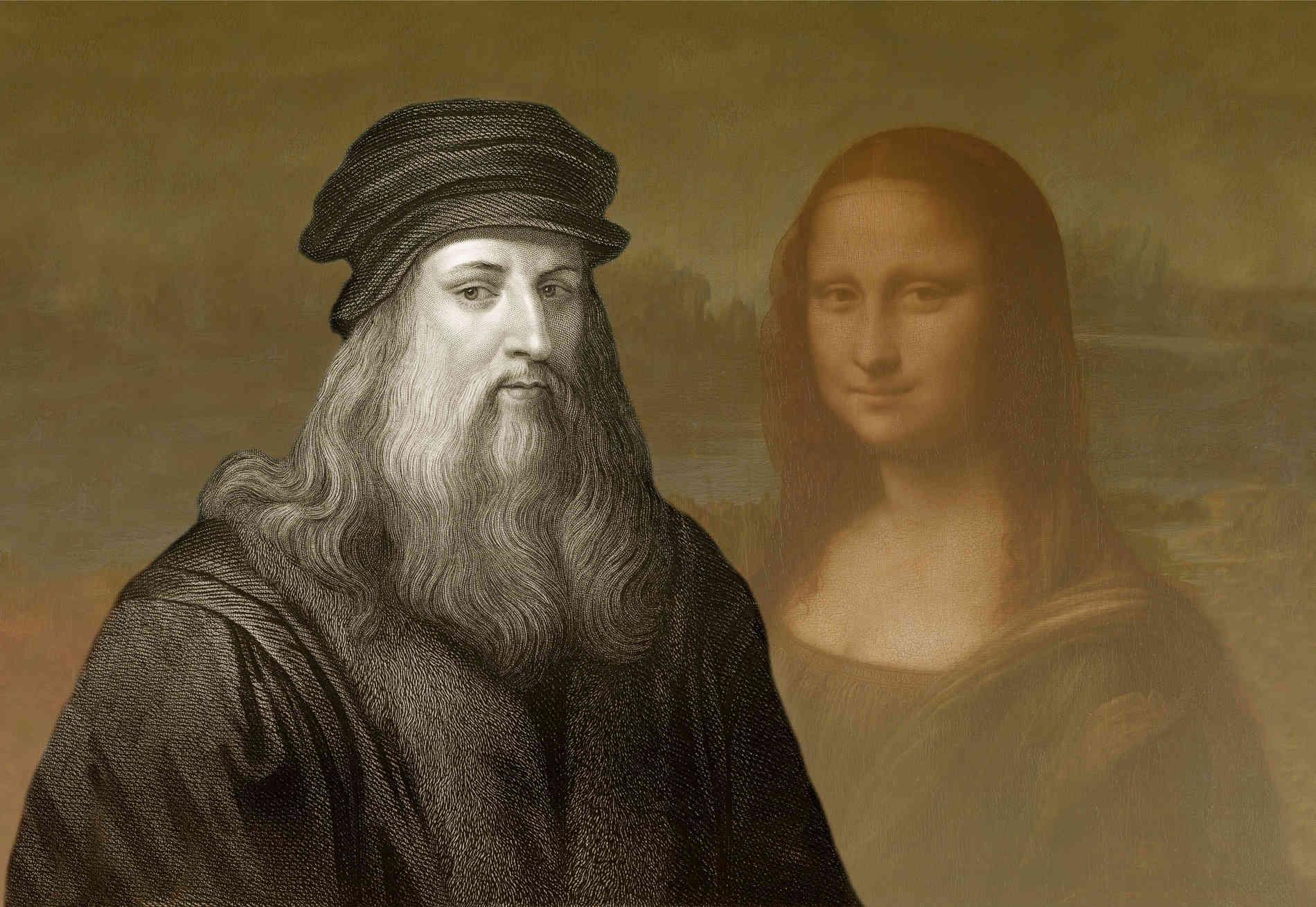 Vor 500 Jahren Gestorben: Das Jahrtausendgenie Leonardo Da Vinci verwandt mit Wann Hat Leonardo Da Vinci Die Mona Lisa Gemalt