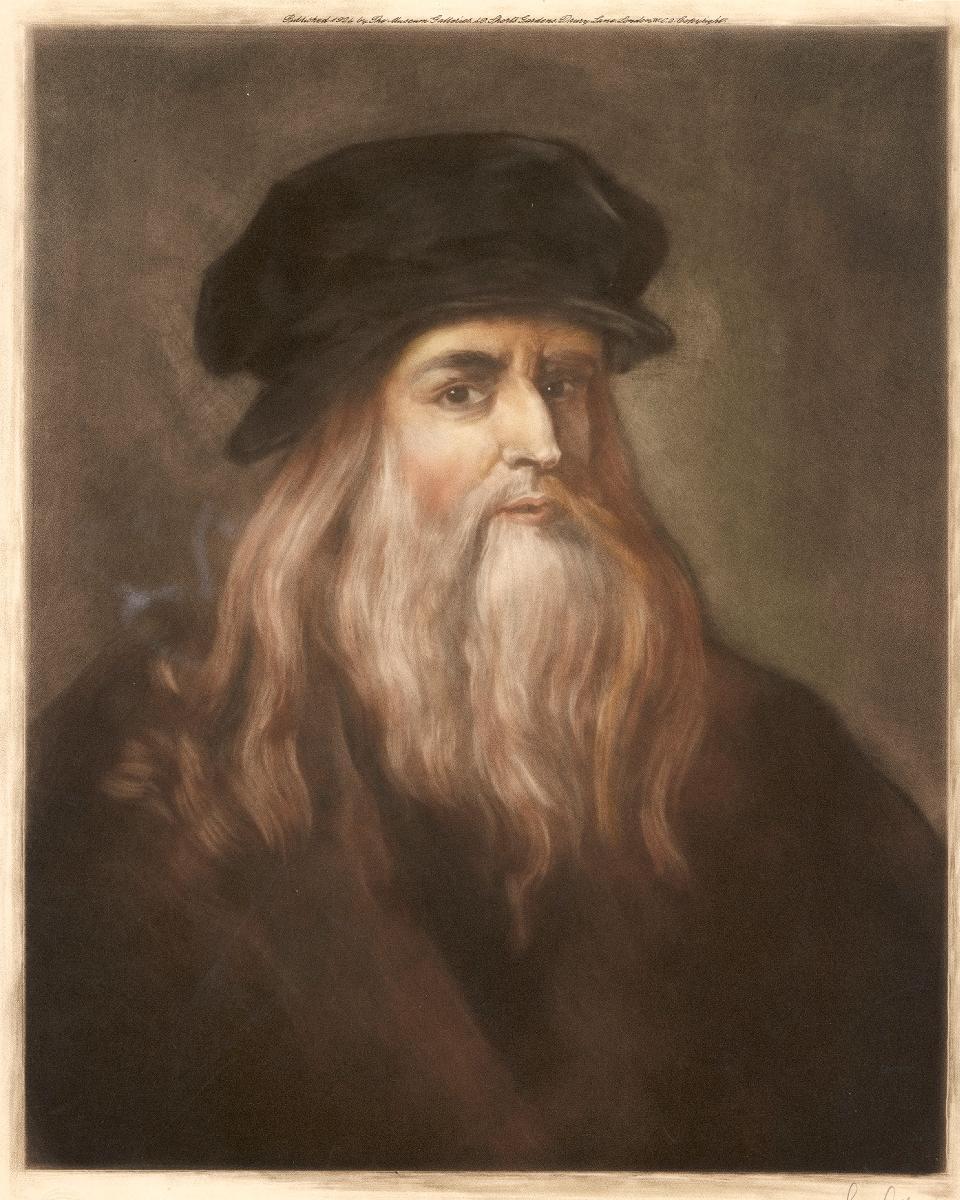 Vor 500 Jahren Starb Leonardo Da Vinci mit Wann Hat Leonardo Da Vinci Die Mona Lisa Gemalt