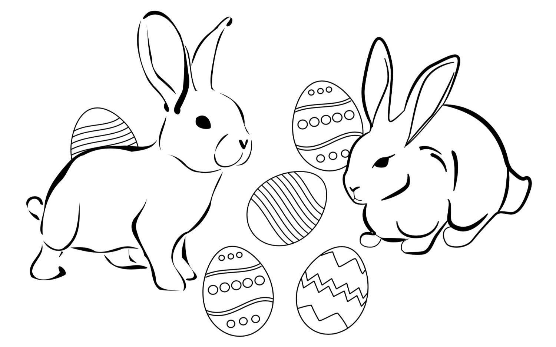 Vorlagen Zum Ausmalen Ostern in Vorlagen Zum Ausmalen