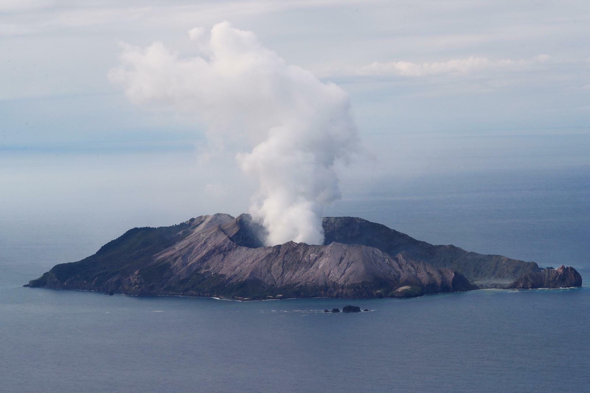 Vulkanausbruch Auf White Island: Neuseeland Plant Riskante bei Was Passiert Bei Einem Vulkanausbruch