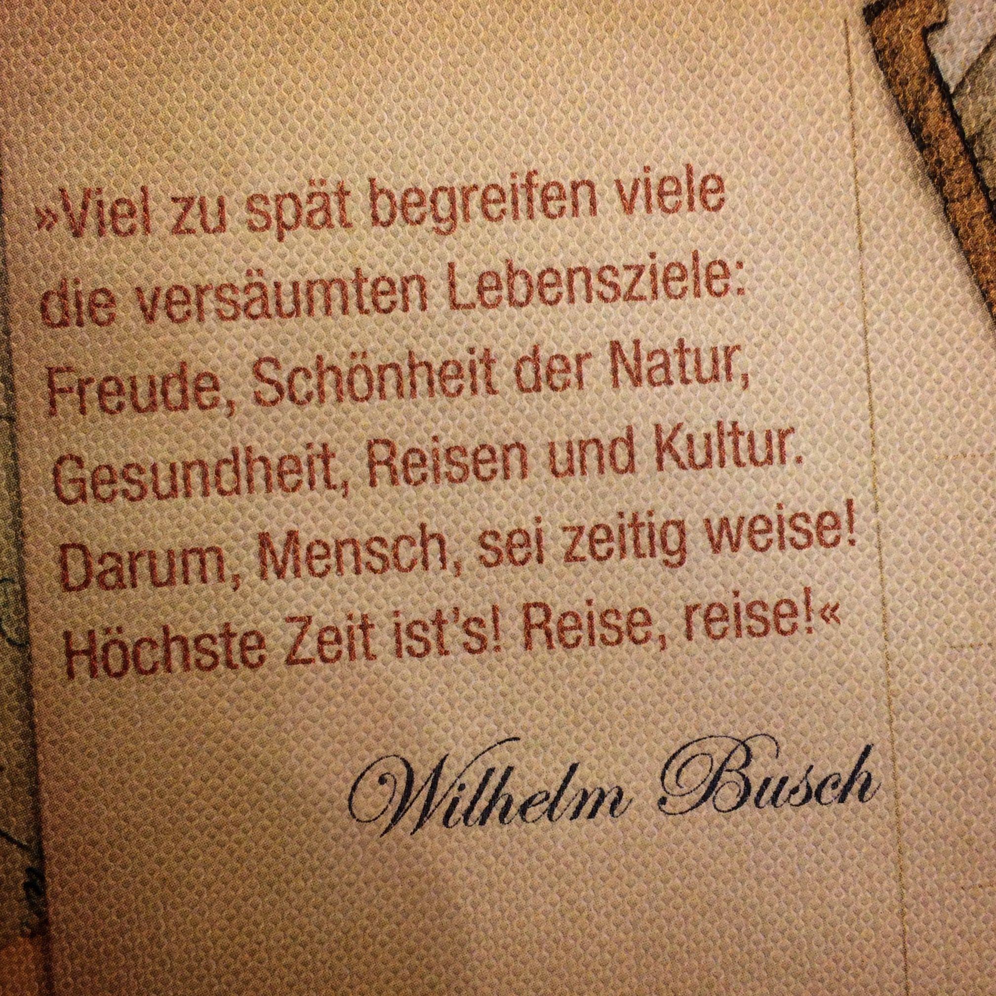 Wahre Worte Von Wilhelm Busch #zitate #sprüche ganzes Wilhelm Busch Geburtstag Gedicht
