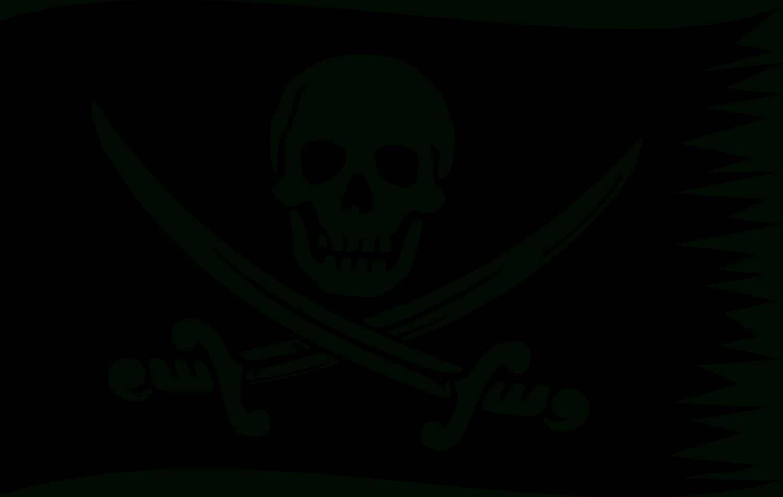 Wandspruch.de | Piratenflagge | Wandtattoo mit Piratenflaggen