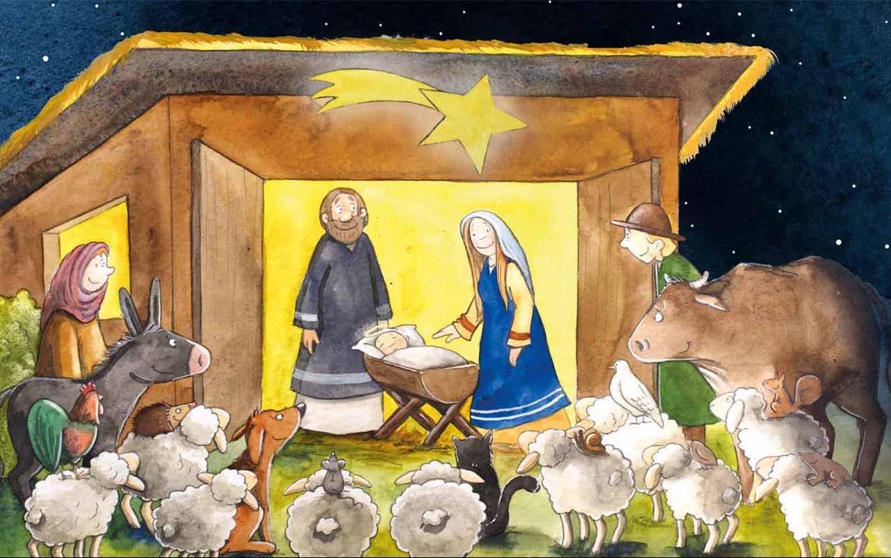 Wann Ist Endlich Weihnachten? | Kamishibai über Weihnachten Für Kindergartenkinder