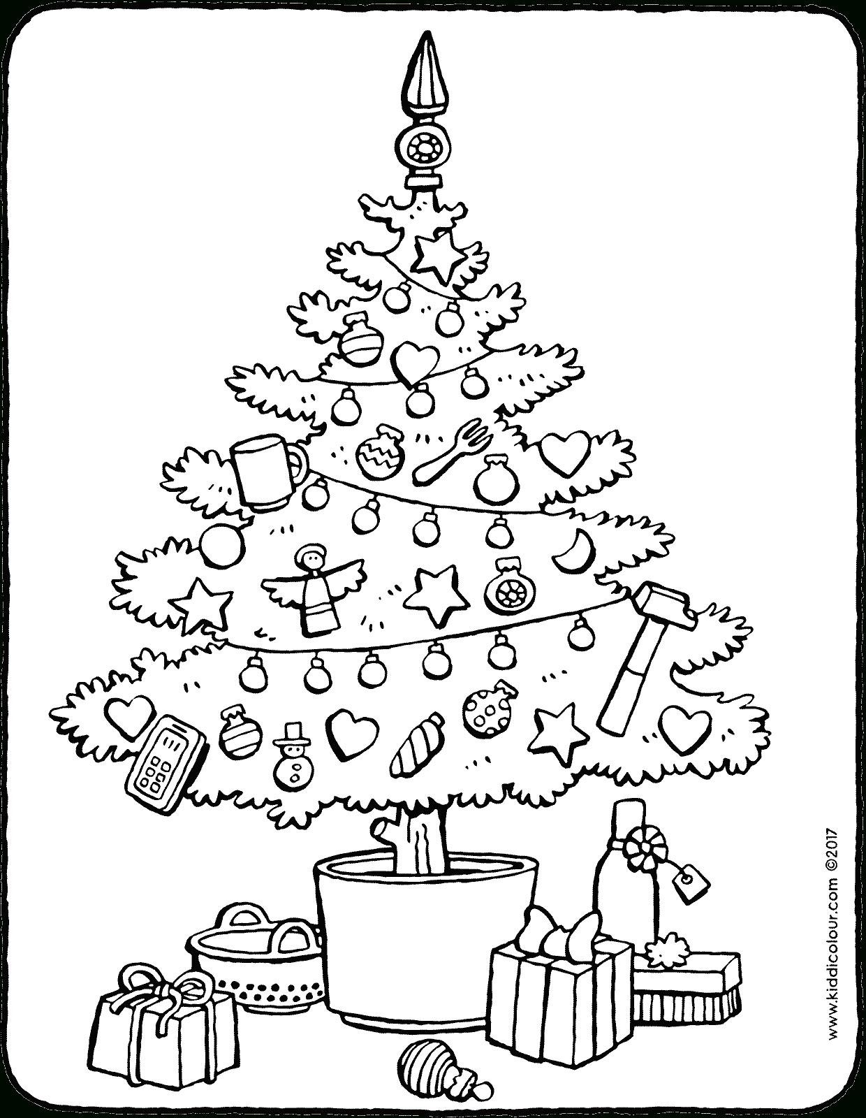 was gehört nicht in einen weihnachtsbaum  kiddimalseite