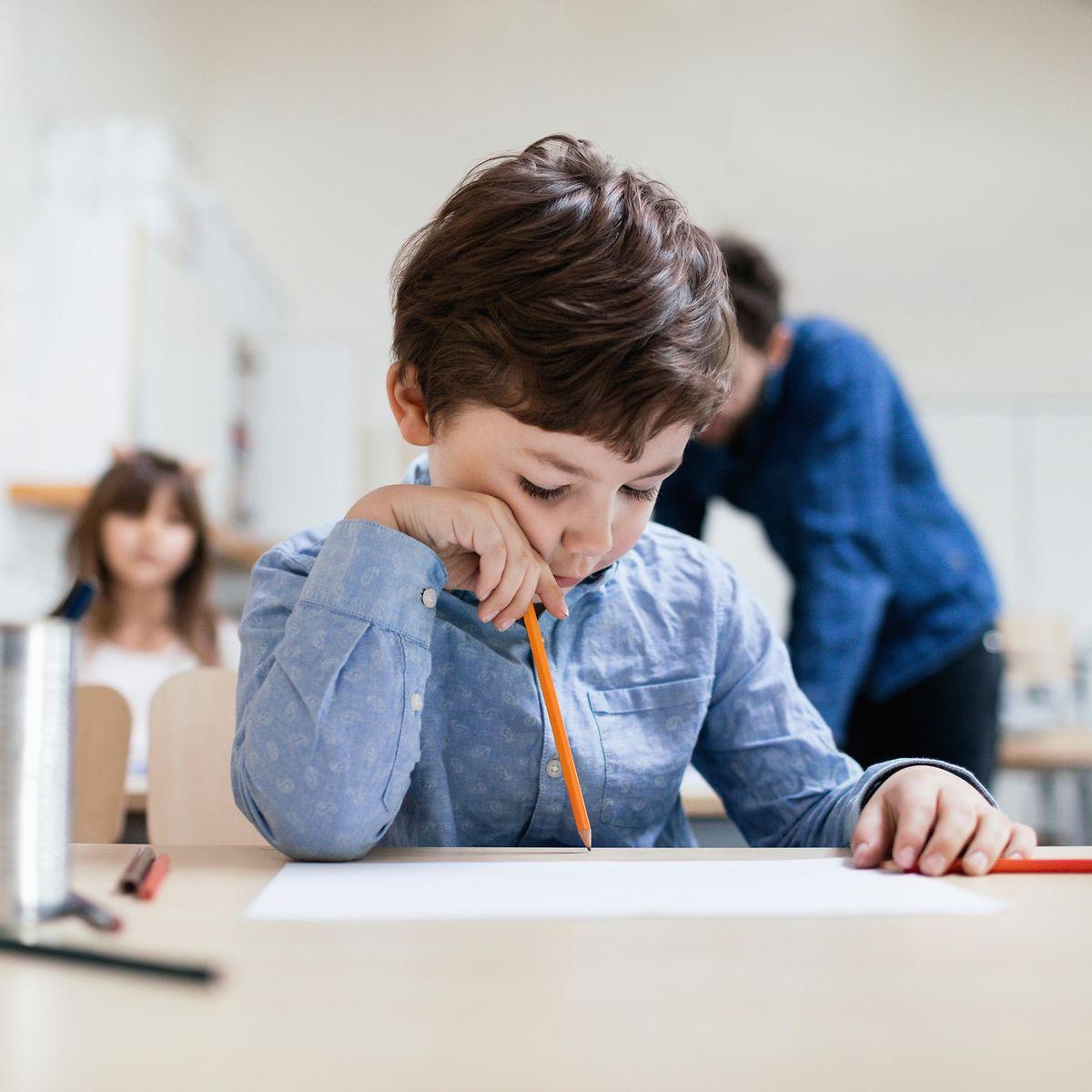 Was Ist Schulangst? | Die Techniker bei Kind Verweigert Schule