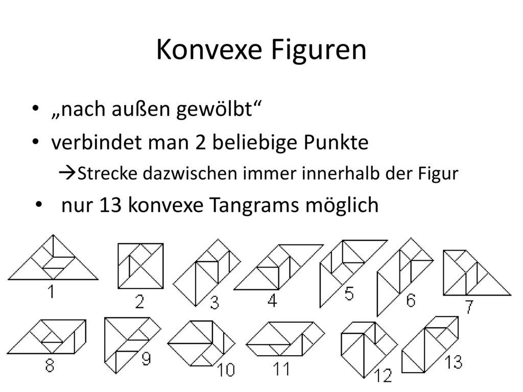 Was Ist Tangram? Legespiel 7 Teile Teile = Tans Tans bestimmt für Tangram Figuren