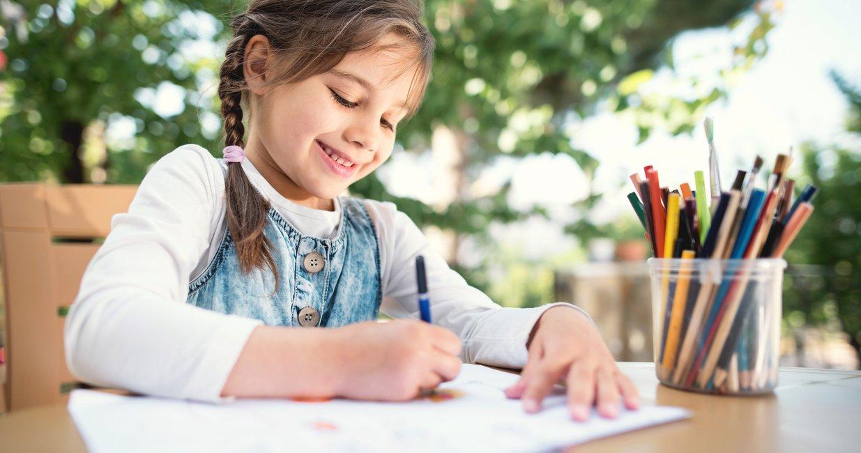 Was Sollte Ein Kind Können Zur Einschulung Können? | Familie.de innen Einschulung Was Muss Mein Kind Können