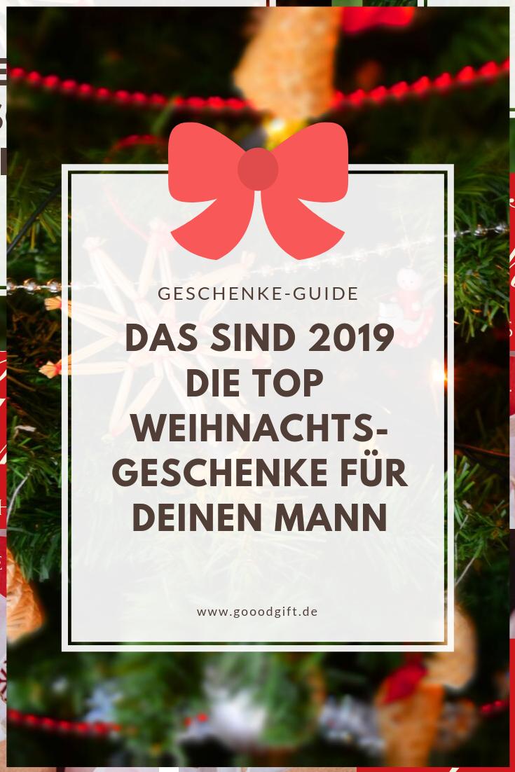 Weihnachten: Die Schönsten Geschenkideen Für Männer Und in Weihnachtsgeschenke Für Einen Mann