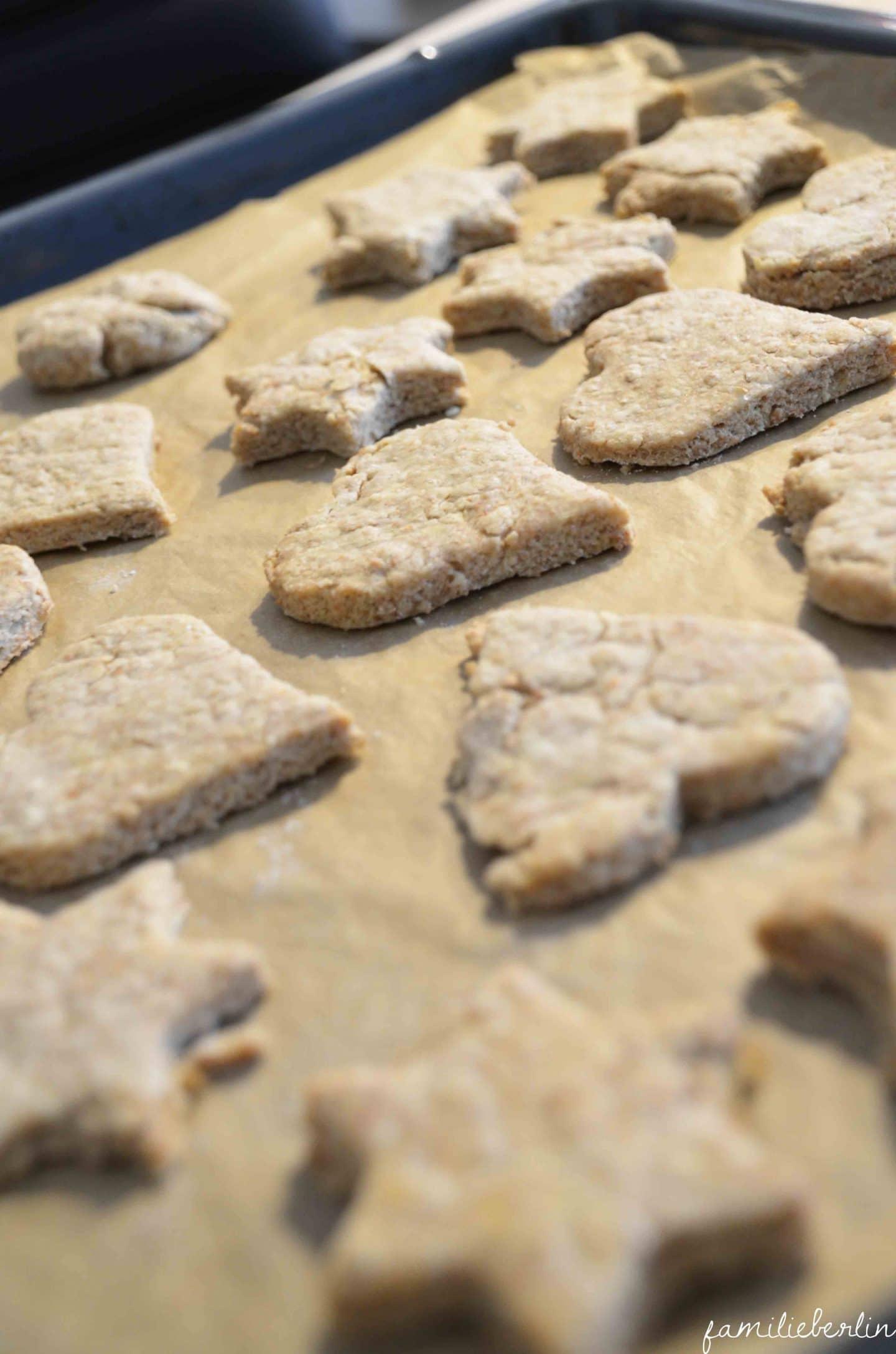 Weihnachten Für Babyhände: Zuckerarme Plätzchen Für bei Plätzchen Rezepte Weihnachten Kinder