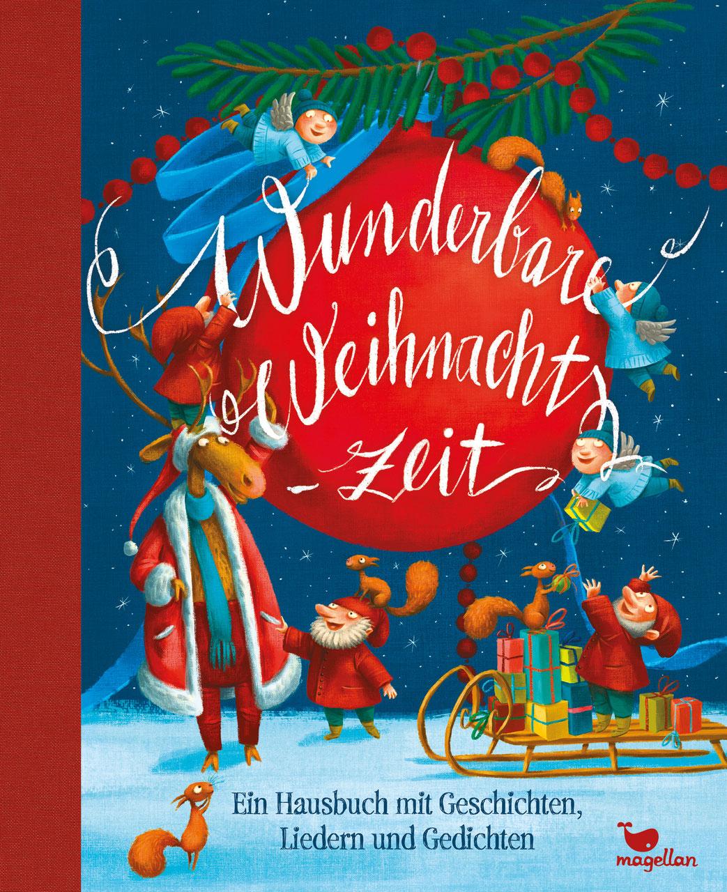 Weihnachten - Magellan Verlag verwandt mit Geschichten Zur Weihnachtszeit Für Die Ganze Familie