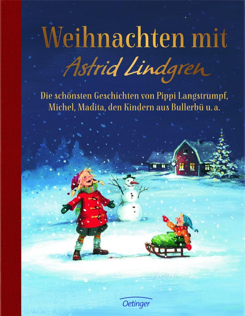 Weihnachten Mit Astrid Lindgren - Kinderbuchlesen.de verwandt mit Geschichten Zur Weihnachtszeit Für Die Ganze Familie