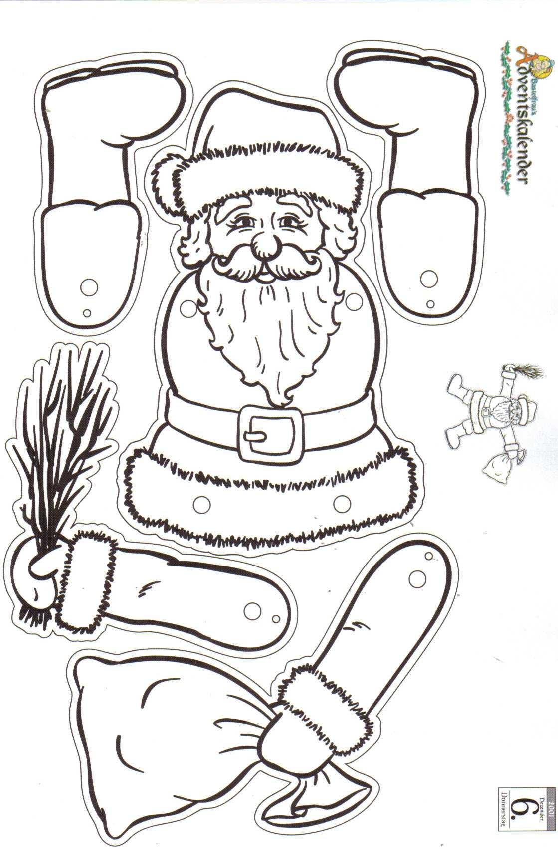 Weihnachtliche Bastelvorlagen | Bastelfrau ® über Bastelvorlagen Zum Ausdrucken Weihnachten Kostenlos