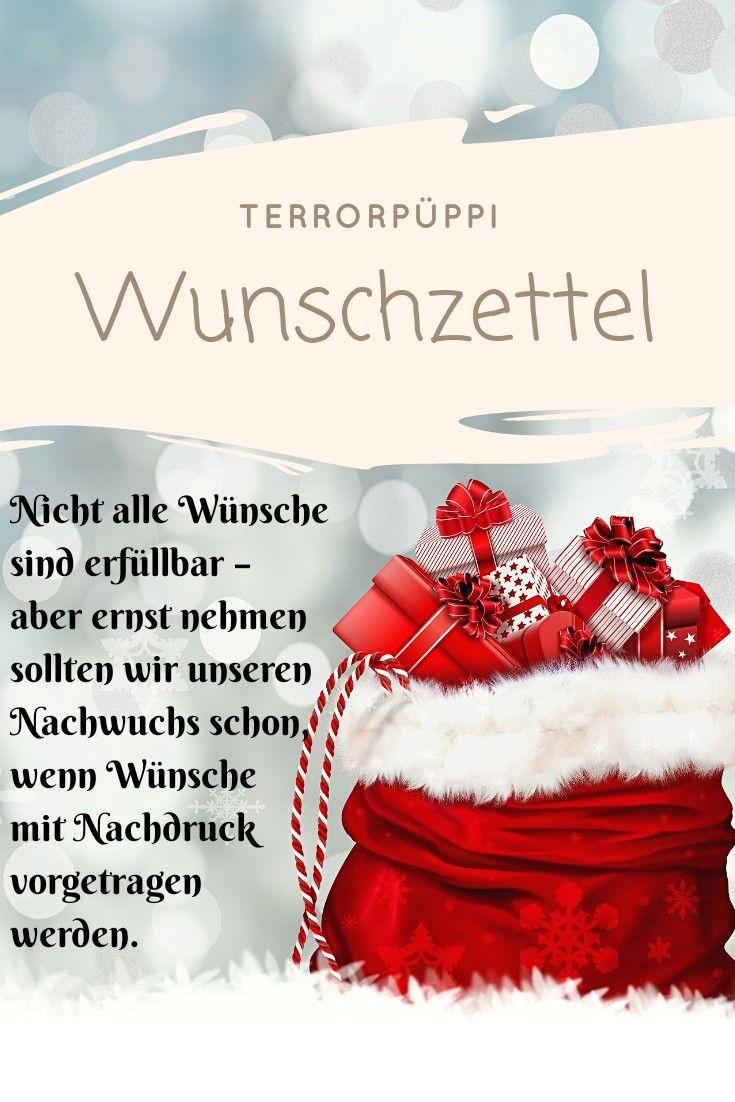Weihnachtliche Rituale (4): Der Wunschzettel (Mit Bildern für Lustige Wunschzettel Zu Weihnachten