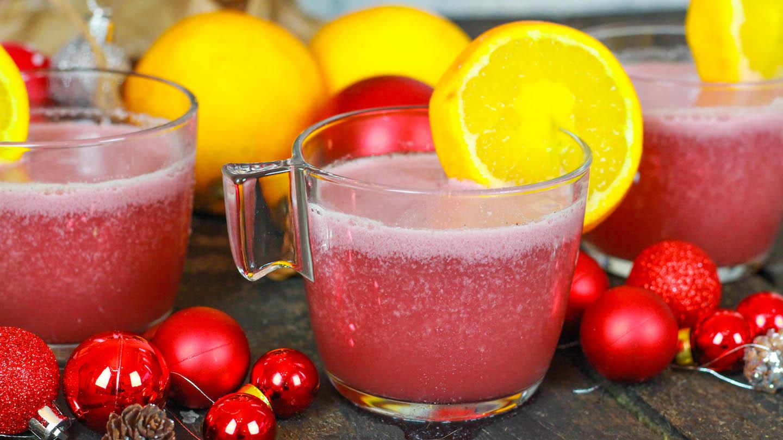 Weihnachtlicher Punsch Mit Marzipan Ohne Alkohol innen Weihnachtlicher Apfelpunsch Ohne Alkohol