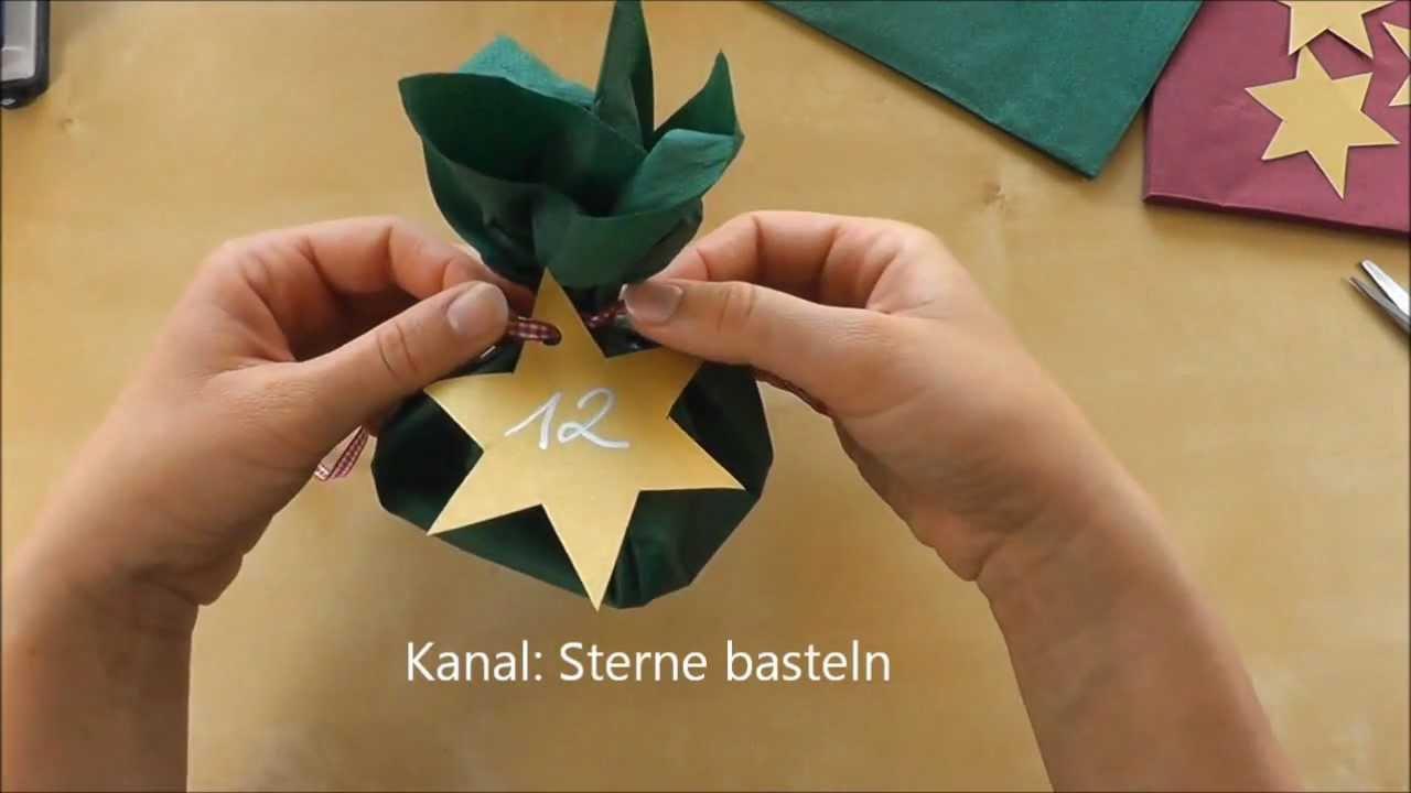 Weihnachtsbasteln: Bastelideen Für Weihnachten - Weihnachtsdekoration  Selber Machen bestimmt für Bastelideen Für Weihnachten Zum Verschenken