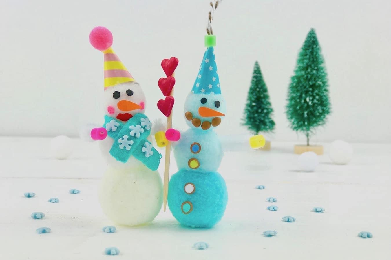 Weihnachtsbasteln Mit Kindern Zum Advent: 3 Einfache bestimmt für Einfache Bastelideen Für Weihnachten