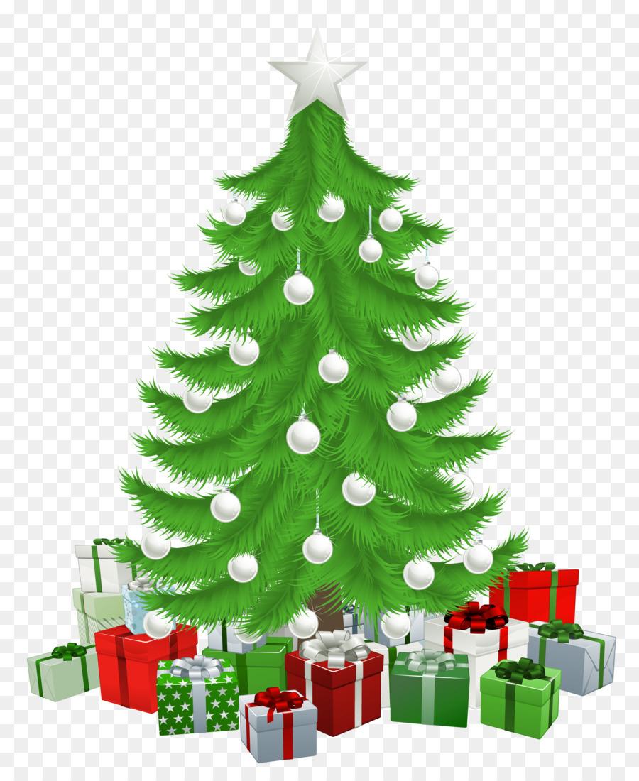 Weihnachtsbaum-Geschenk-Clipart - Weihnachten Cliparts über Cliparts Weihnachten Und Neujahr Kostenlos