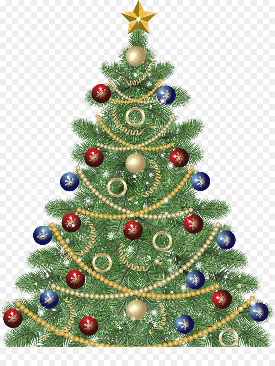 Weihnachtsbaum-Royalty-Free Clipart - Transparente Cliparts verwandt mit Cliparts Weihnachtsmotive Kostenlos