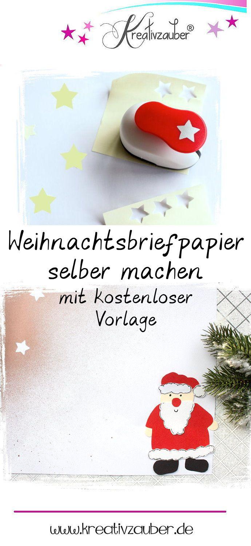 Weihnachtsbriefpapier   Briefpapier Weihnachten, Weihnachten ganzes Weihnachtsbriefpapier Zum Ausdrucken