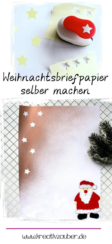Weihnachtsbriefpapier   Weihnachten Basteln Vorlagen für Weihnachtsbriefpapier Zum Ausdrucken