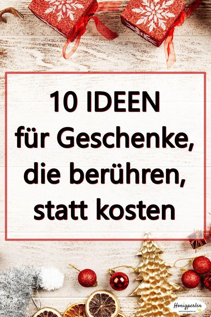 Weihnachtsgeschenke, Die Berühren, Statt Kosten - 10 Ideen verwandt mit Geschenk Für Vater Weihnachten