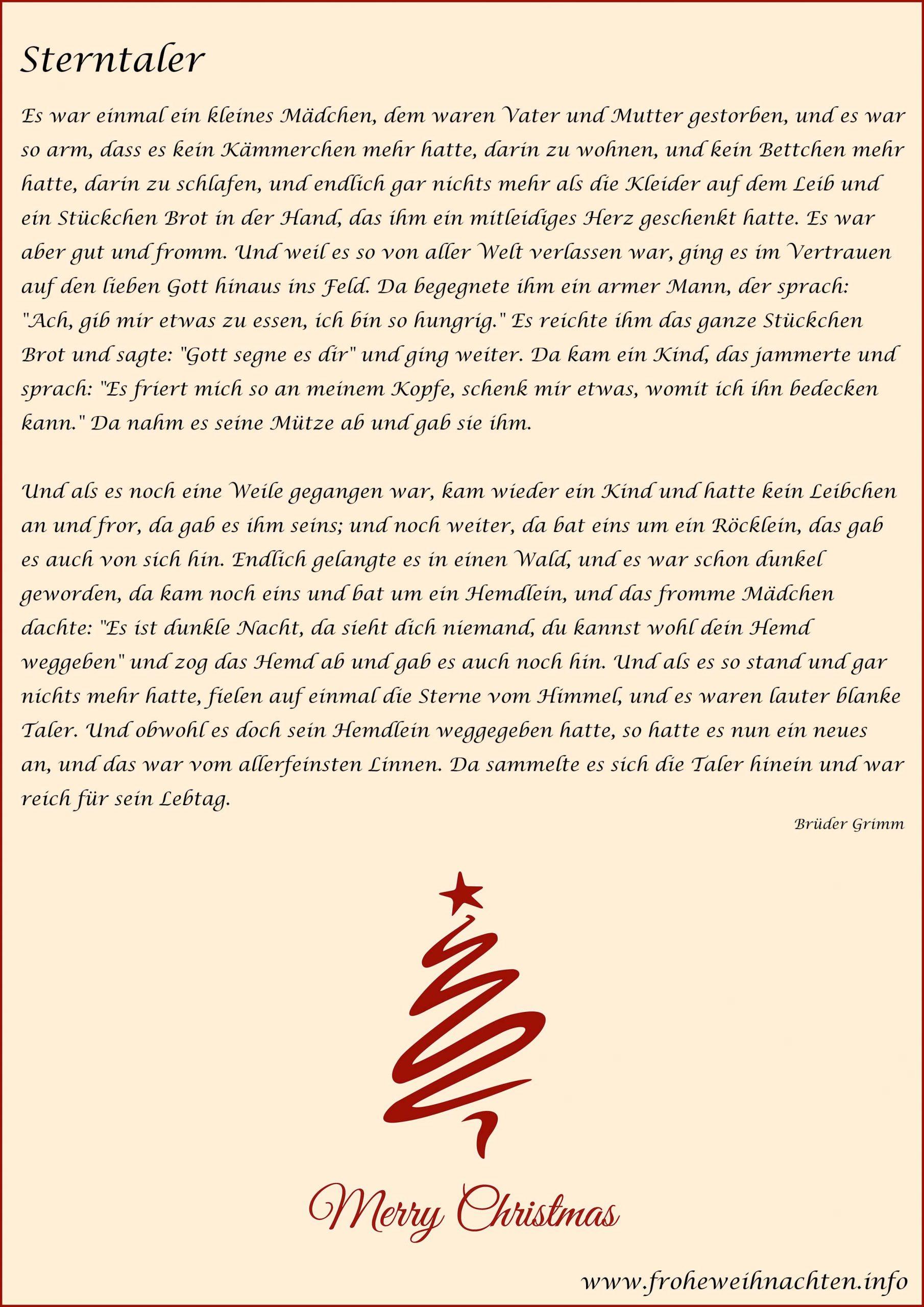 Weihnachtsgeschichten Zum Vorlesen - Für Kinder, Erwachsene ganzes Weihnachtsgeschichten Für Kindergartenkinder Zum Ausdrucken