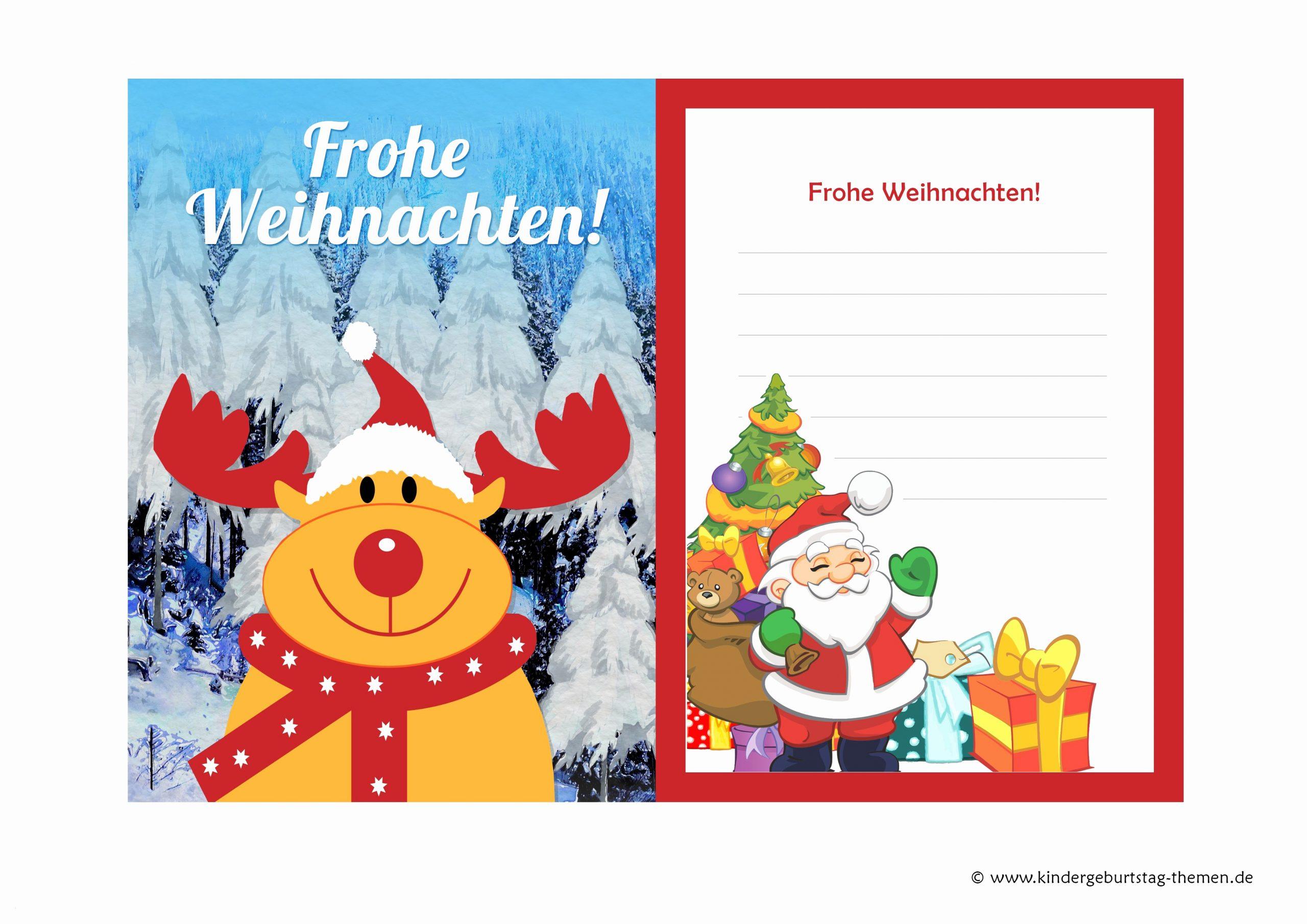 Weihnachtskarten Download Kostenlos Elegant Weihnachtskarte mit Weihnachtskarte Drucken
