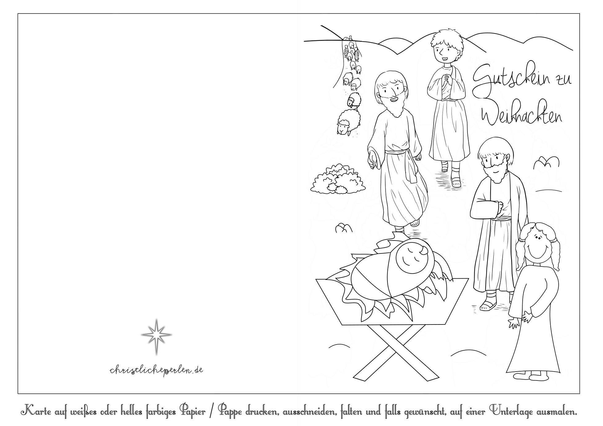 Weihnachtskarten Und Bilder | Christliche Perlen bestimmt für Christliche Weihnachtskarten Kostenlos