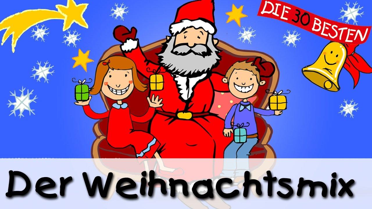 Weihnachtslieder - Der Beste Mix || Kinderlieder bestimmt für Deutsche Weihnachtslieder Mp3 Kostenlos
