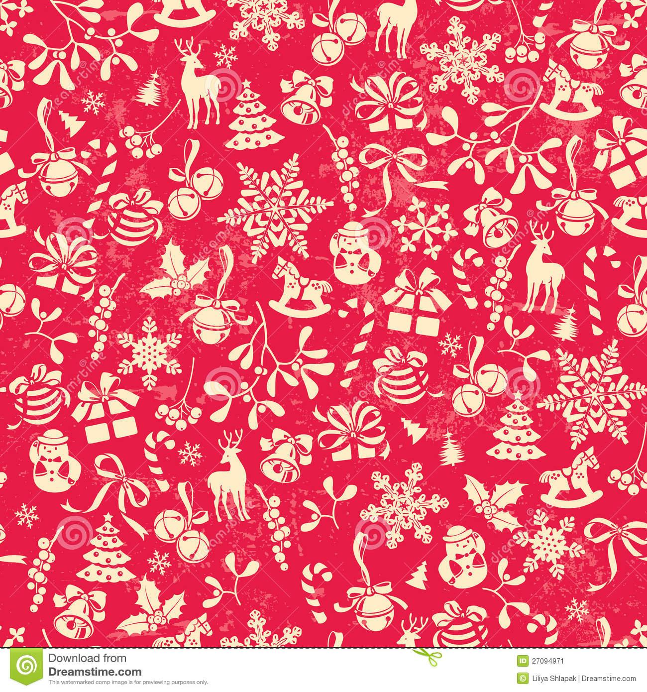 Weihnachtsmuster Vektor Abbildung. Illustration Von bestimmt für Weihnachtsvordrucke Kostenlos