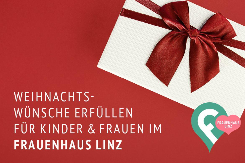 Weihnachtswünsche Für Kinder & Frauen Im Frauenhaus Linz ganzes Weihnachtswünsche Für Kindergartenkinder