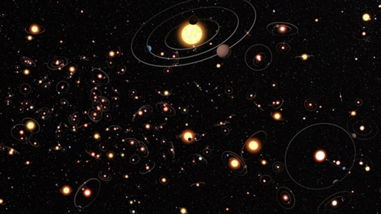 Welt Der Physik: Im Durchschnitt Haben Alle Sterne In Der für Unterschied Zwischen Stern Und Planet