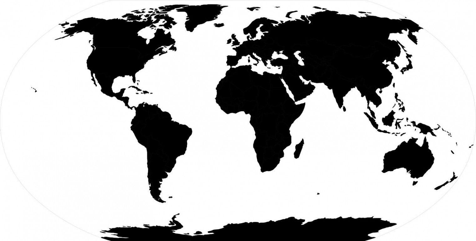 Weltkarte Umrisse Zum Ausdrucken Archives Kinderbilder (Mit für Weltkarte Umrisse