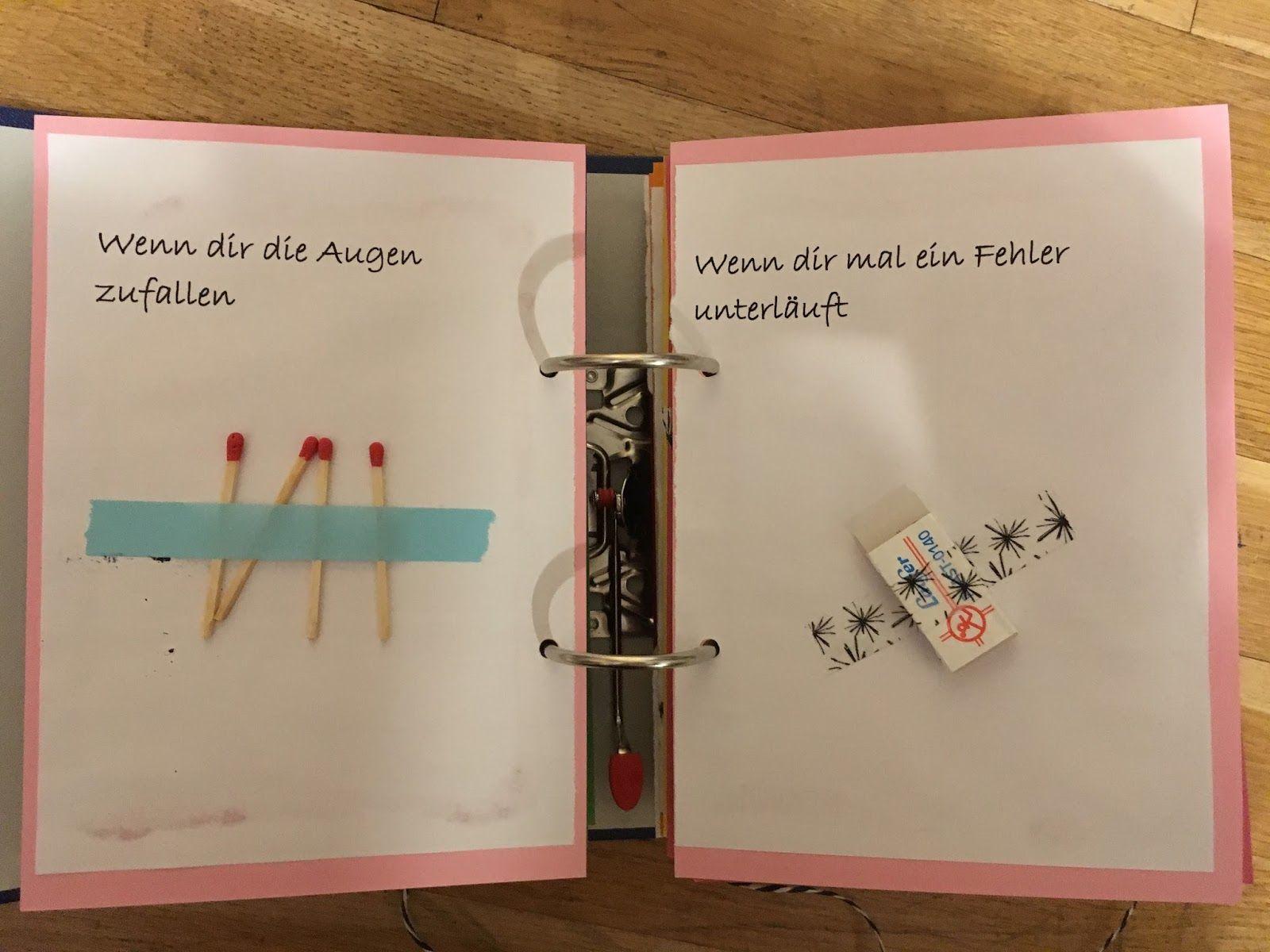 Wenn Buch Teil 2 - Eine Geschenkidee   Buch Geschenke über Geburtstagsgeschenk Mama Selber Machen