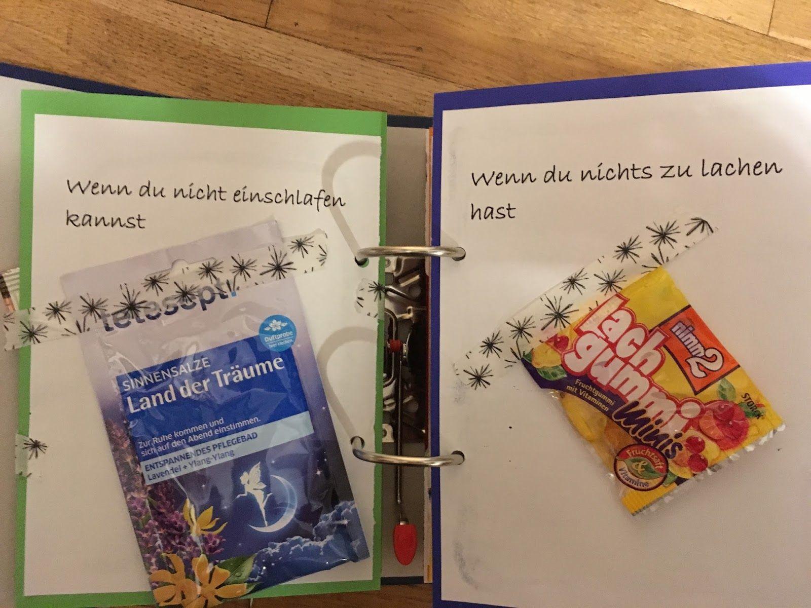Wenn Buch Teil 2 - Eine Geschenkidee   Geburtstag Geschenke mit Vatertag Geschenkideen Zum Selber Machen