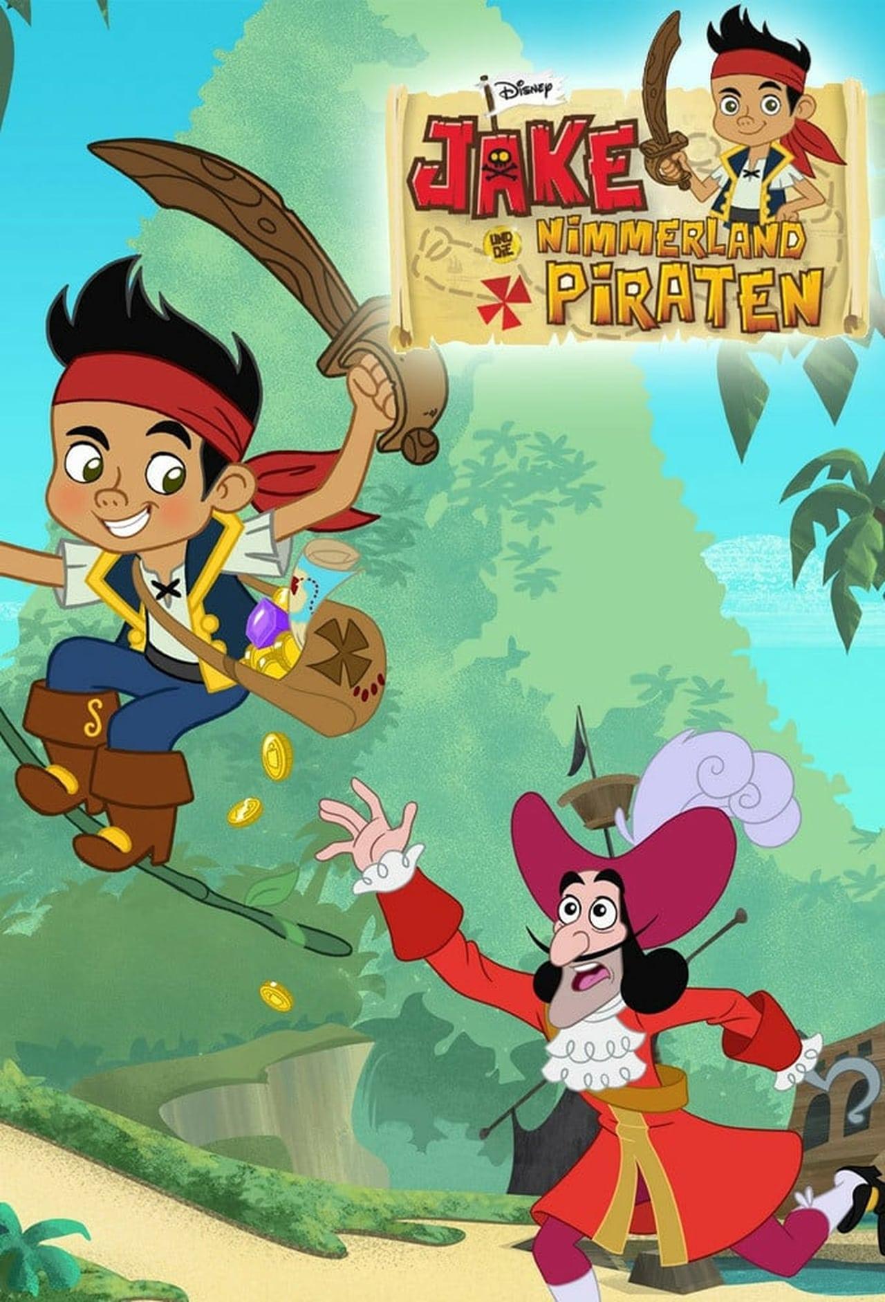Wer Streamt Jake Und Die Nimmerland Piraten? mit Jack Und Die Nimmerland Piraten Schiff