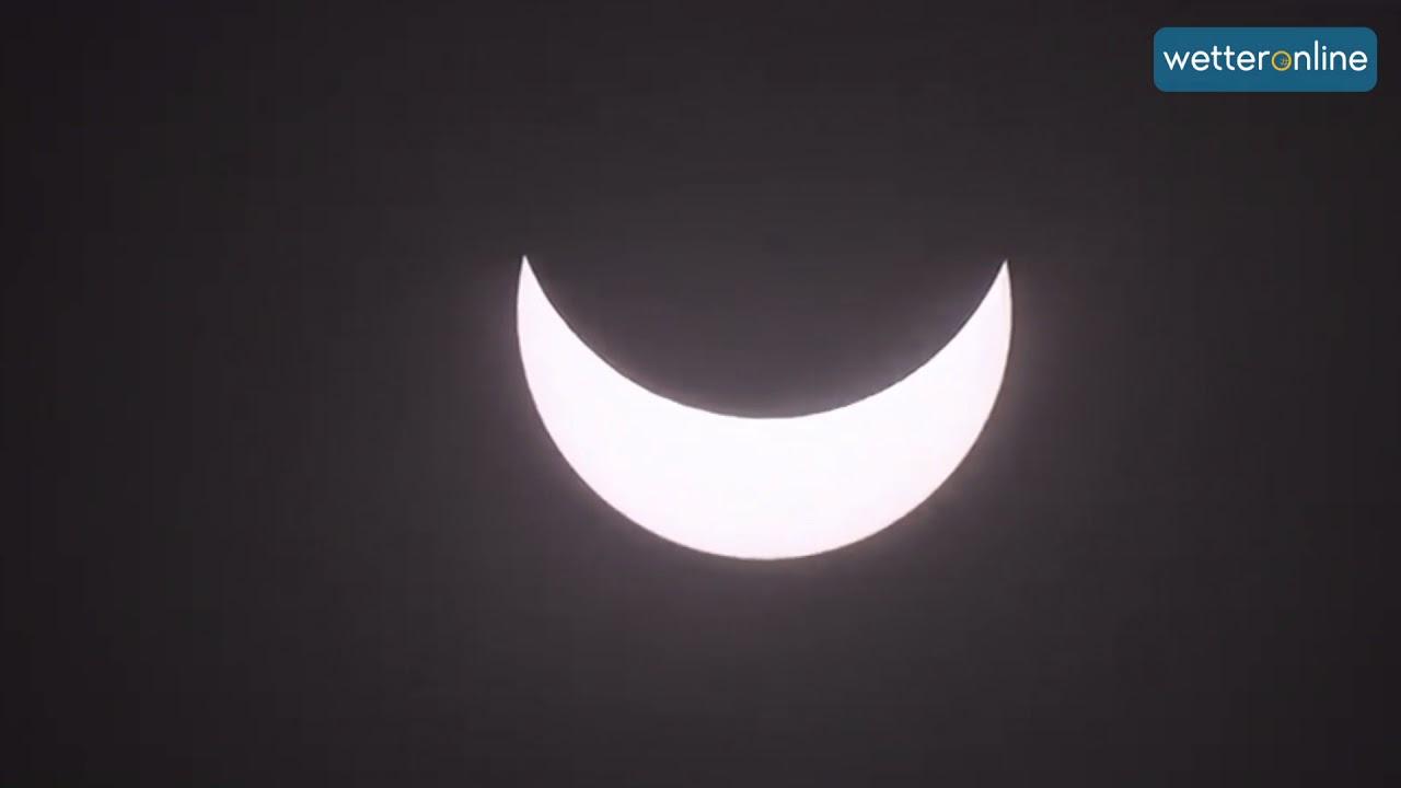 Wie Entsteht Eine Sonnenfinsternis? (20.08.2017) über Wann Entsteht Eine Sonnenfinsternis