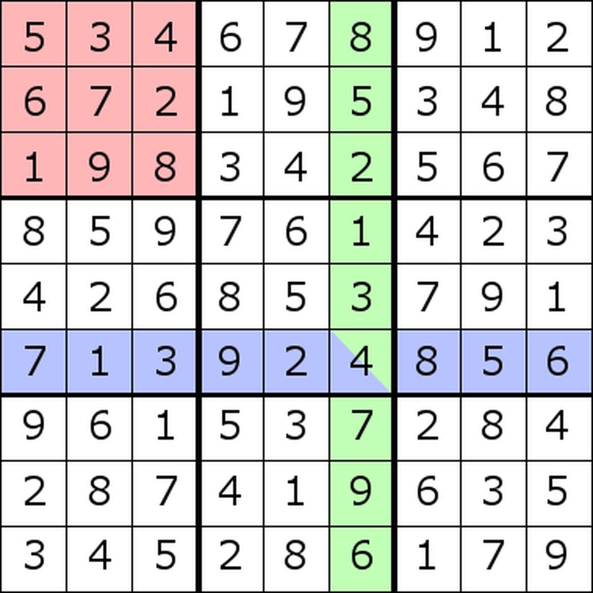 Wie Funktioniert Sudoku? - Einfach Erklärt - Chip in Sudoku Anleitung