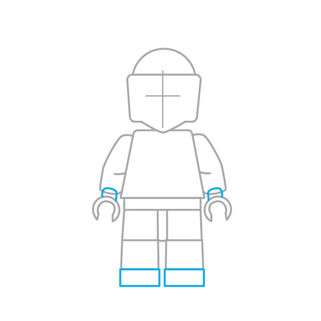 Wie Malt Man Der Lego Ninja Von Ninjago - De.hellokids verwandt mit Ninjago Malen