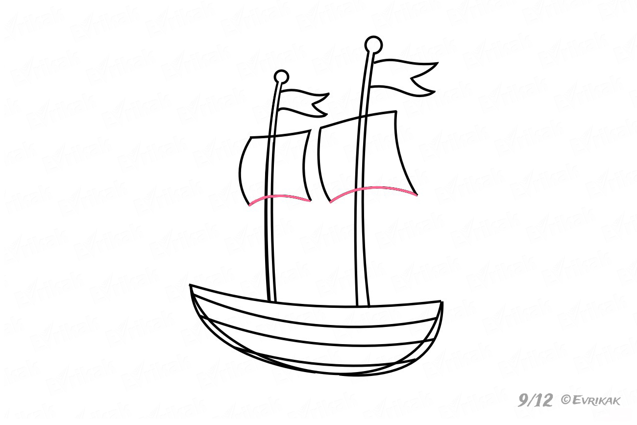 Wie Zeichnet Man Ein Schiff Mit Segeln Schritt Für Schritt verwandt mit Wie Zeichnet Man Ein Schiff